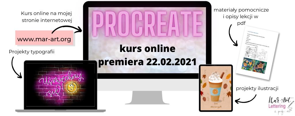 kurs online procreate